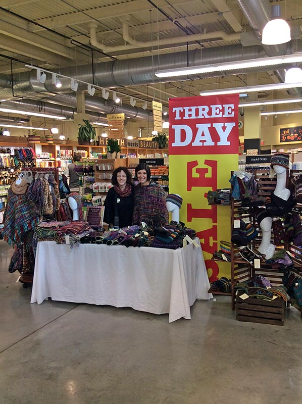 Off The Shelf Reps Rising Tide Trunk Show In Paramas